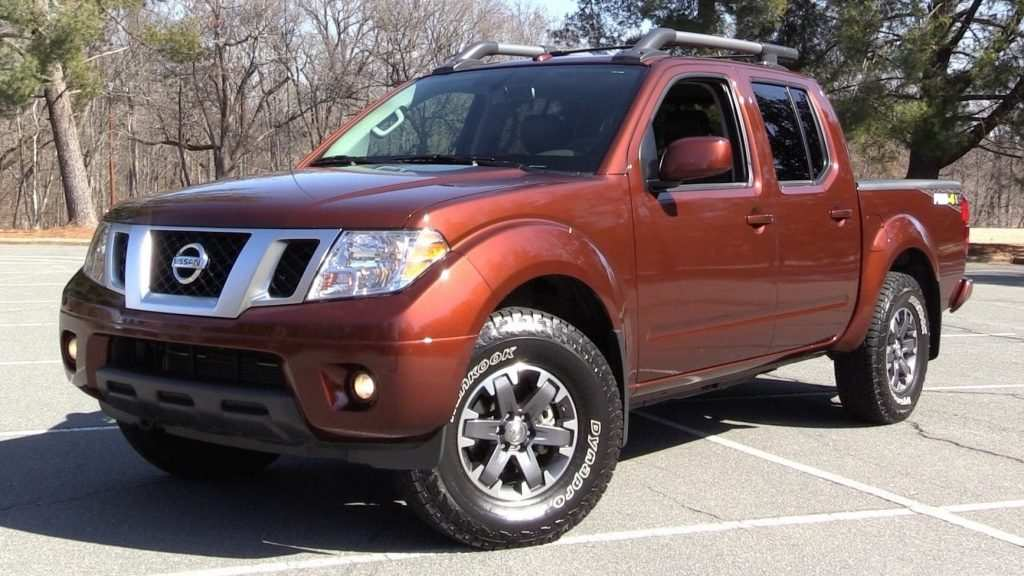 31 Great New 2019 Nissan Frontier Pro 4X Release Date Price And Review New Concept for New 2019 Nissan Frontier Pro 4X Release Date Price And Review