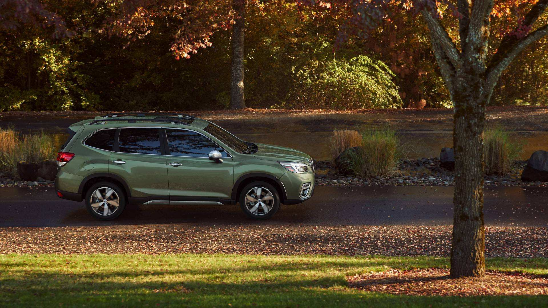 31 Great Subaru Forester 2019 Green Spy Shoot Interior for Subaru Forester 2019 Green Spy Shoot