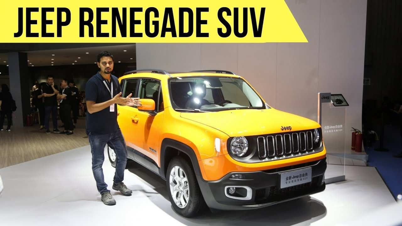 31 Great The Jeep Renegade 2019 India New Review Images with The Jeep Renegade 2019 India New Review