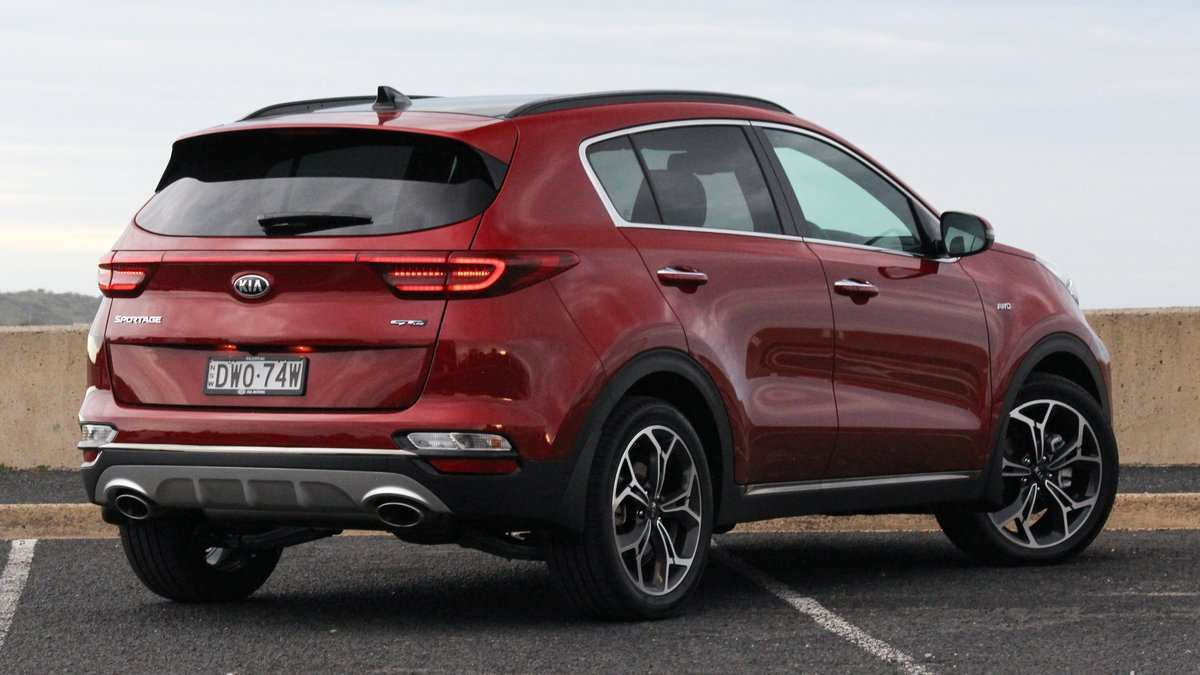 31 New Kia Sportage Gt Line 2019 Configurations with Kia Sportage Gt Line 2019