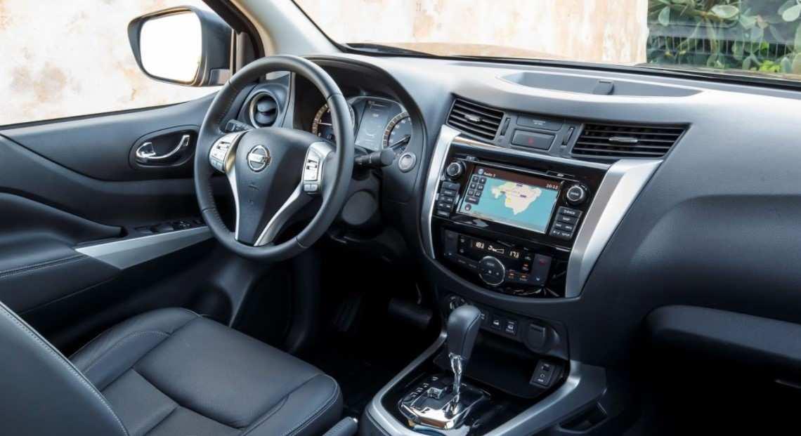 31 New Nissan Navara 2019 Facelift Rumors Redesign for Nissan Navara 2019 Facelift Rumors