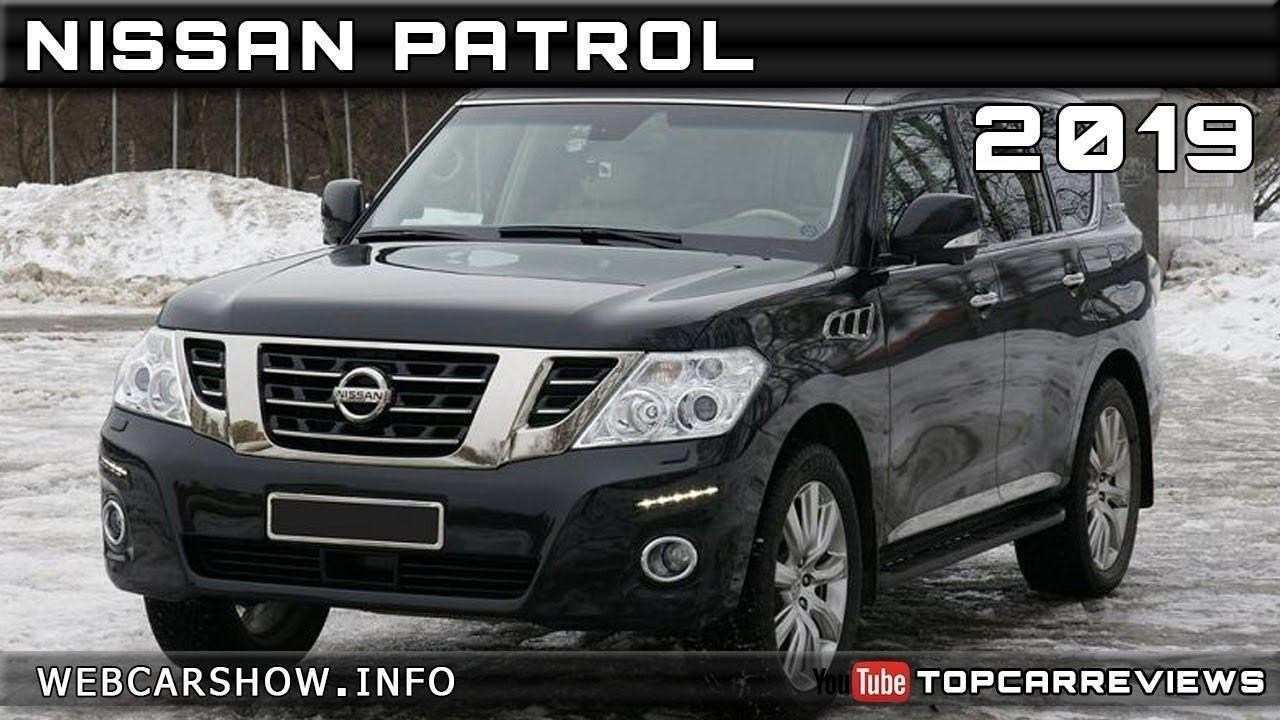 31 New Nissan Patrol 2019 Price First Drive New Review with Nissan Patrol 2019 Price First Drive