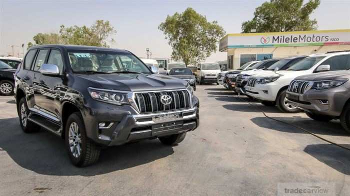 31 New Toyota Prado 2019 Prices with Toyota Prado 2019
