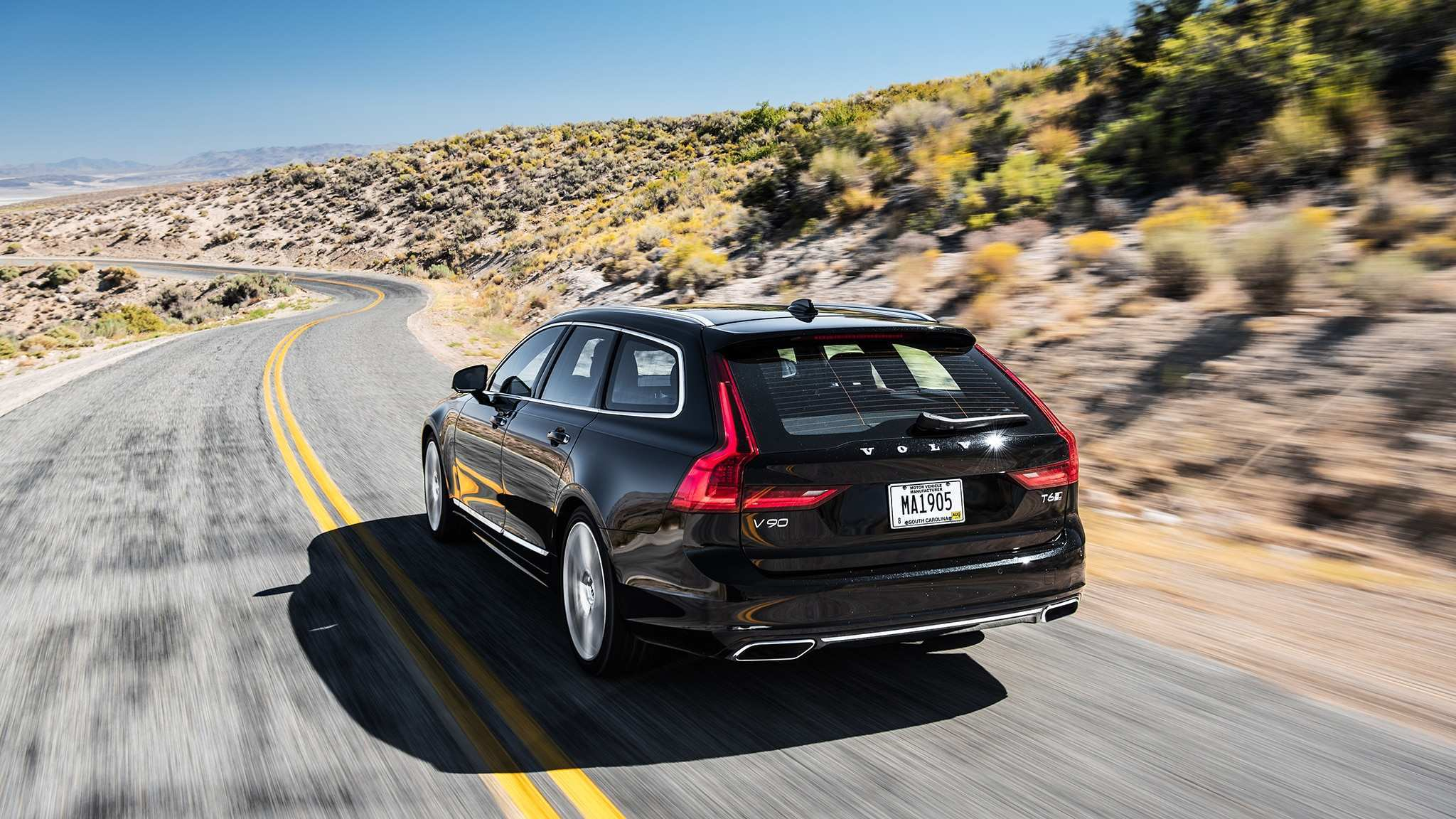 31 The 2019 Volvo Station Wagon Images by 2019 Volvo Station Wagon