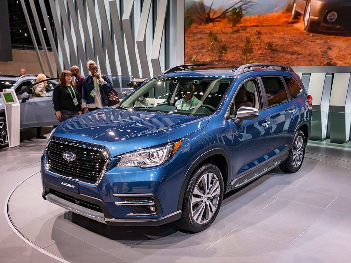 31 The New 2019 Subaru Ascent Kbb Interior Picture with New 2019 Subaru Ascent Kbb Interior