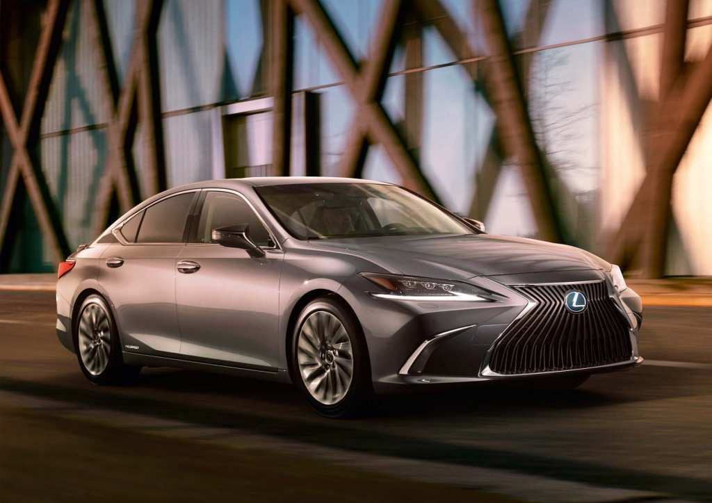 31 The New Lexus Es 2019 Wheelbase Interior Rumors for New Lexus Es 2019 Wheelbase Interior