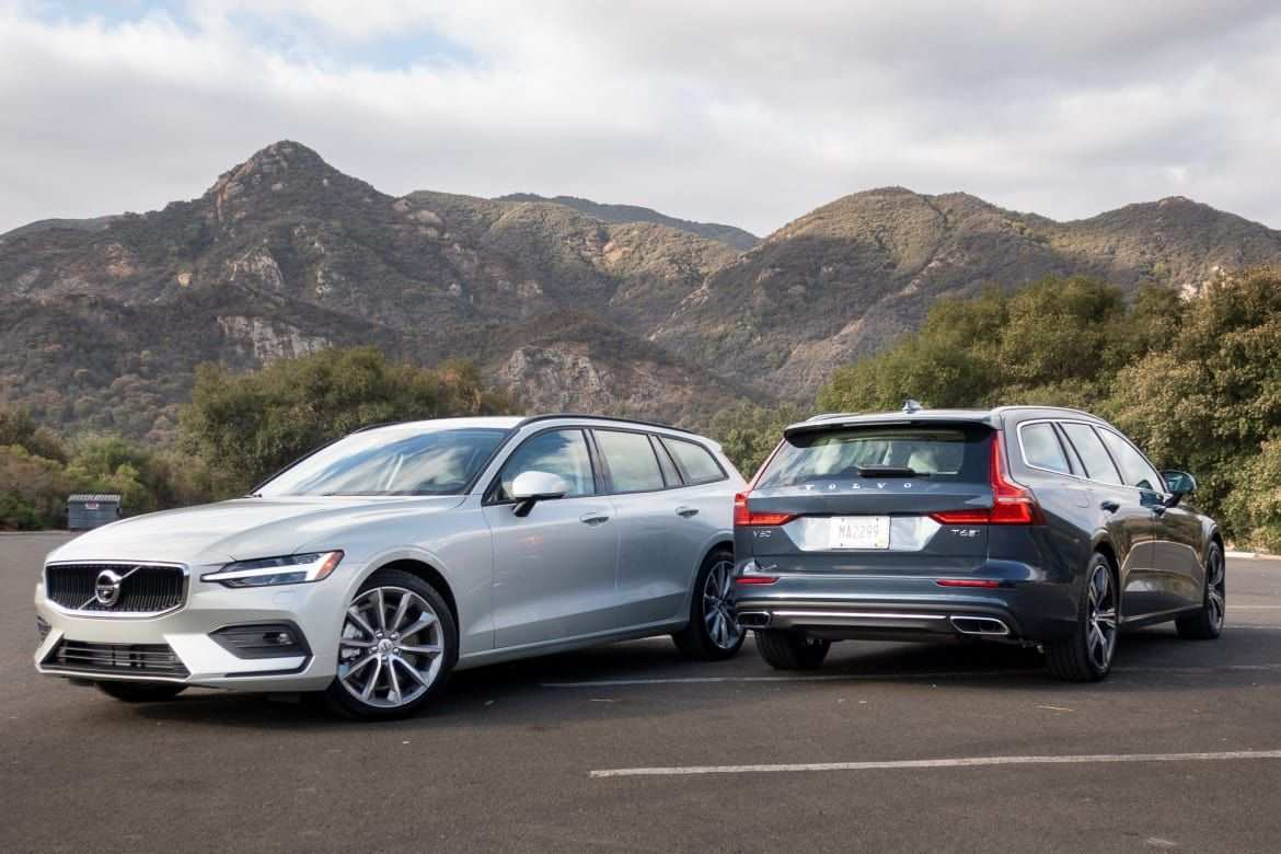 31 The Volvo 2019 Station Wagon Release Date Configurations for Volvo 2019 Station Wagon Release Date