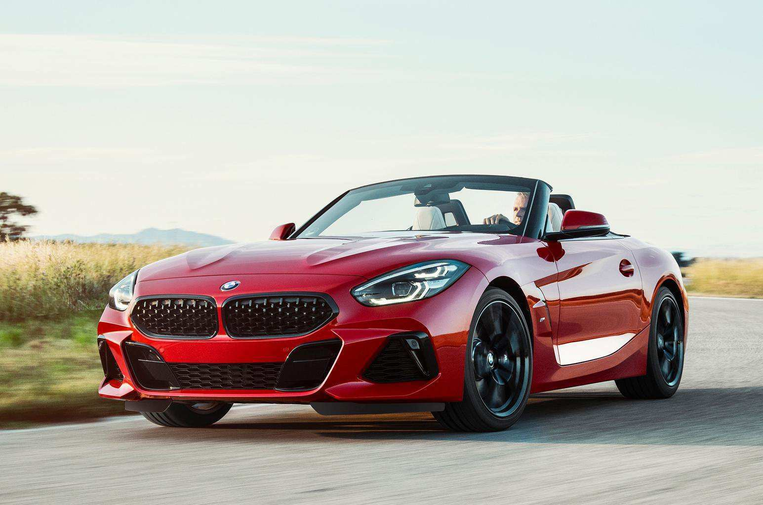 32 All New Best Bmw New Z4 2019 New Release Model with Best Bmw New Z4 2019 New Release
