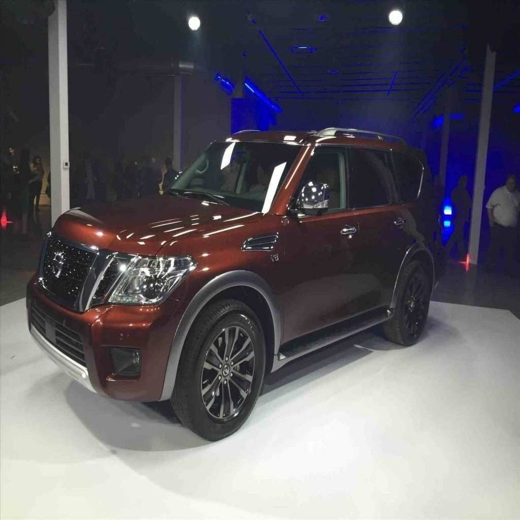 32 All New Best Nissan 2019 Armada Picture Release Date And Review Exterior by Best Nissan 2019 Armada Picture Release Date And Review