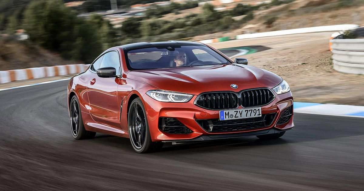 32 All New The Bmw 2019 Series 8 First Drive Pricing for The Bmw 2019 Series 8 First Drive