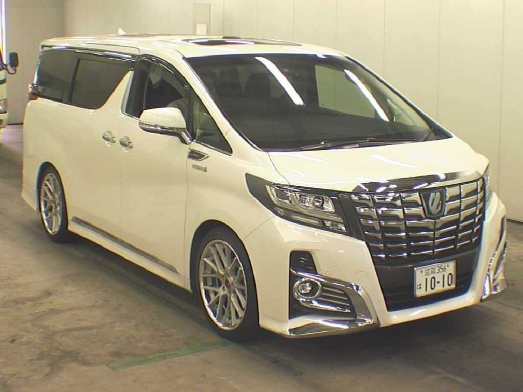 32 All New Toyota Estima 2019 New Concept by Toyota Estima 2019