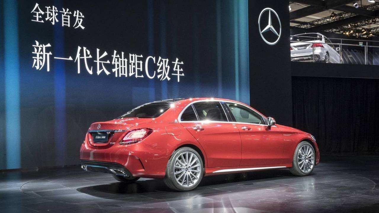 32 Best Review Mercedes Benz C Class Facelift 2019 Pictures with Mercedes Benz C Class Facelift 2019