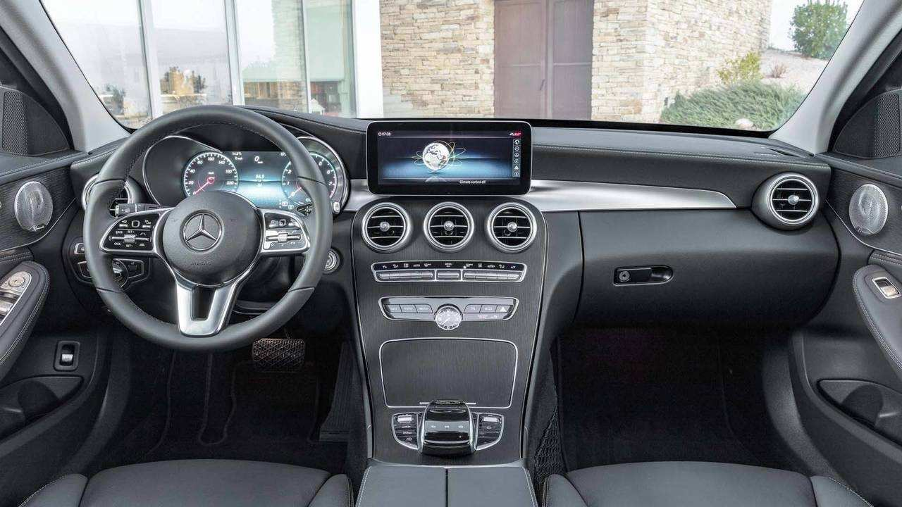 32 Best Review Mercedes C 2019 Interior Redesign and Concept for Mercedes C 2019 Interior