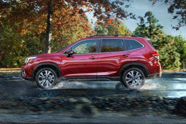 32 Best Review Subaru Forester 2019 Ground Clearance Rumors Exterior and Interior by Subaru Forester 2019 Ground Clearance Rumors
