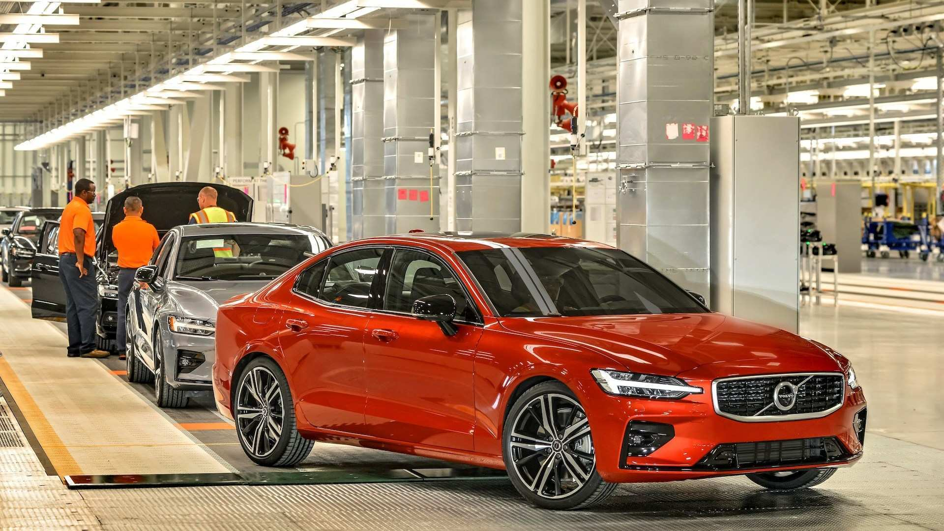 32 Concept of 2019 Volvo S60 Gas Mileage Spy Shoot Specs for 2019 Volvo S60 Gas Mileage Spy Shoot