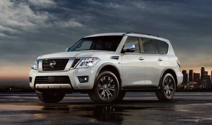 32 Concept of Nissan Armada 2019 Overview Pictures for Nissan Armada 2019 Overview