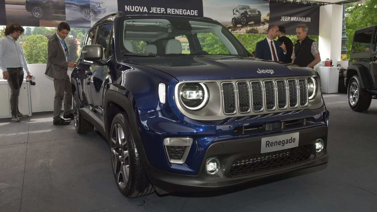 32 Concept of The Jeep Renegade 2019 India New Review Performance and New Engine with The Jeep Renegade 2019 India New Review