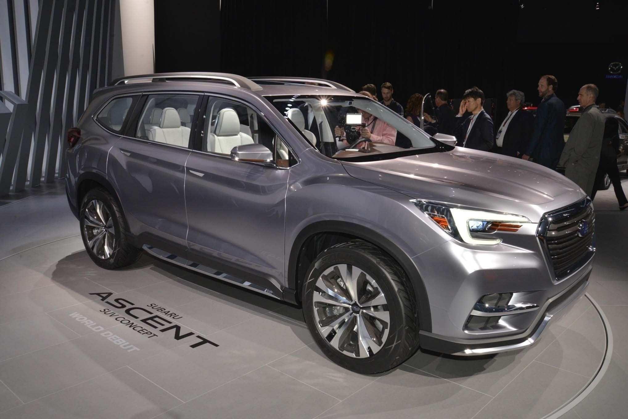 32 Concept of The Subaru 2019 Baja Review Spy Shoot for The Subaru 2019 Baja Review