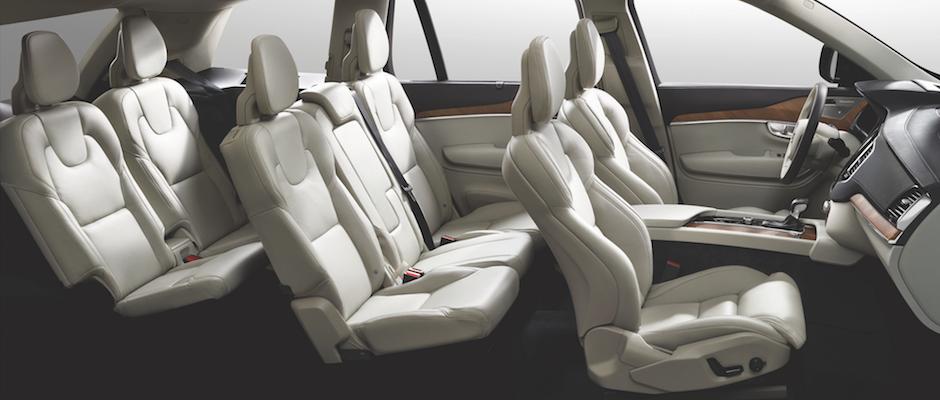 32 Concept of Volvo Xc90 2019 Interior Release by Volvo Xc90 2019 Interior