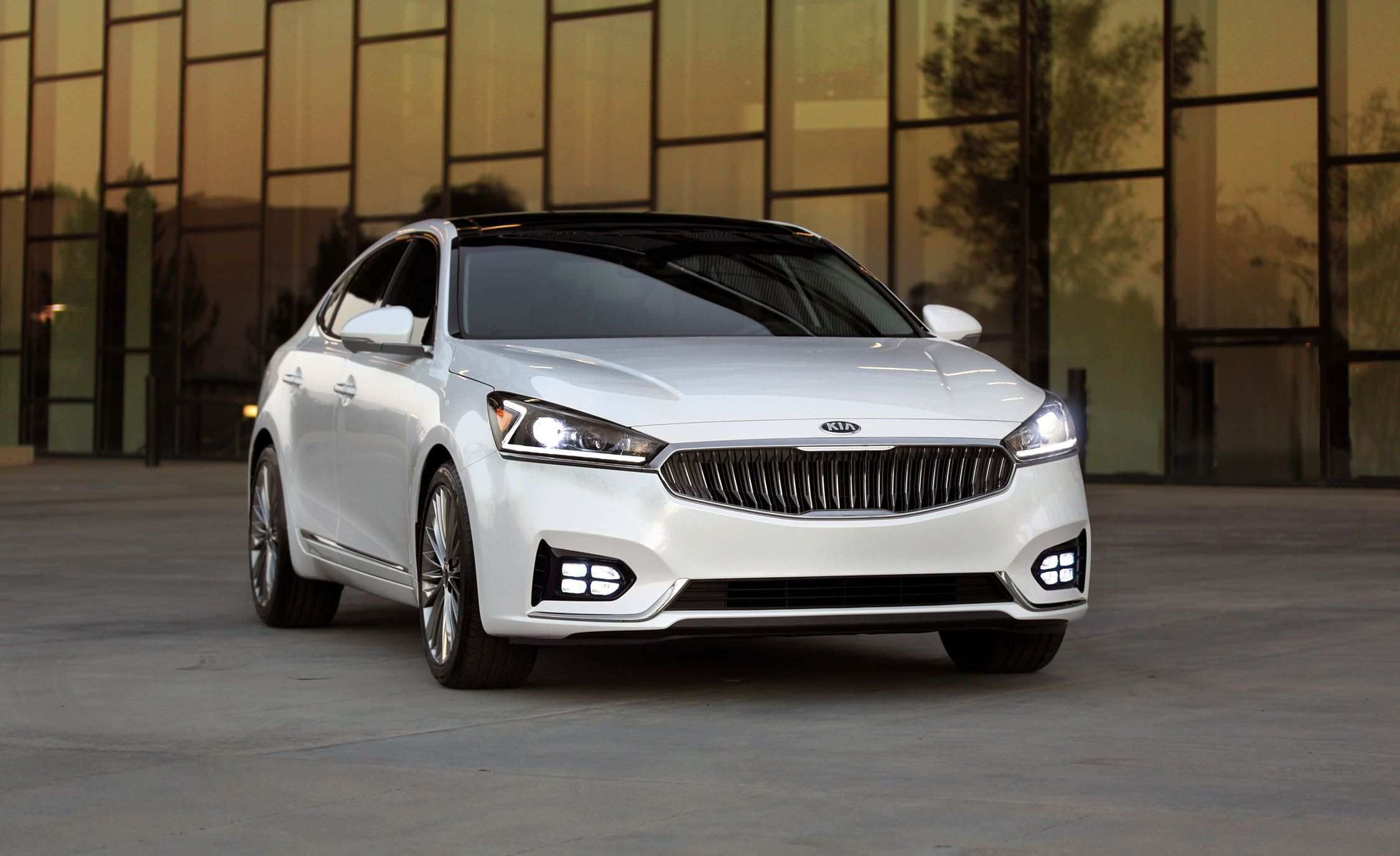 32 Gallery of Best 2019 Kia Cadenza Limited Review New Review with Best 2019 Kia Cadenza Limited Review