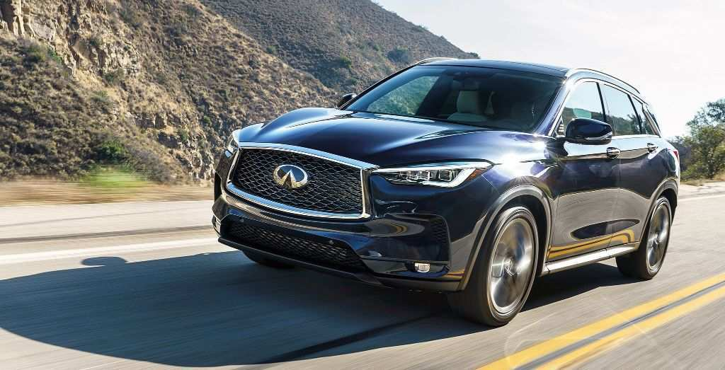 32 Gallery of Infiniti Qx50 2019 Images Overview And Price Price and Review with Infiniti Qx50 2019 Images Overview And Price