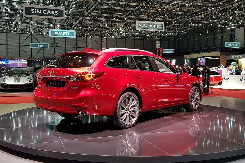 32 Gallery of Mazda 6 2019 Europe Concept Redesign And Review First Drive with Mazda 6 2019 Europe Concept Redesign And Review