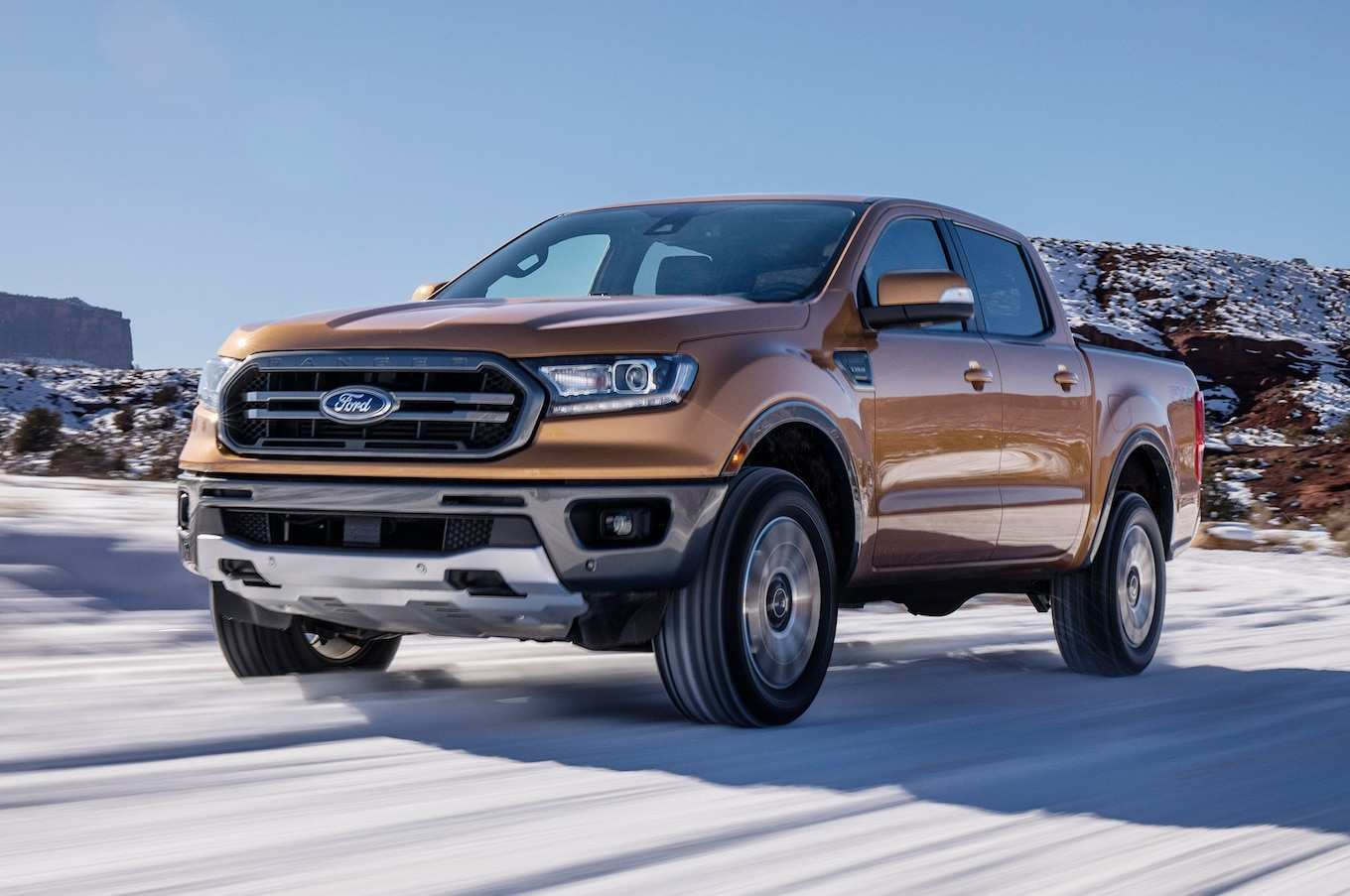 32 Gallery of The Ford Ranger 2019 Release Date Review Interior for The Ford Ranger 2019 Release Date Review