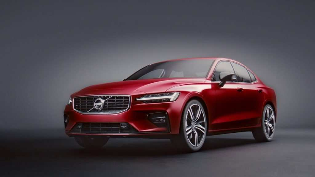 32 Great 2019 Volvo S60 Gas Mileage Spy Shoot Pricing by 2019 Volvo S60 Gas Mileage Spy Shoot