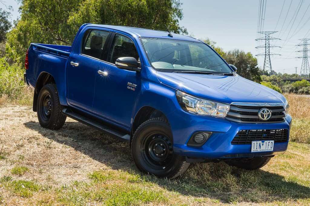 32 Great Best Toyota Hilux 2019 Facelift Concept Engine for Best Toyota Hilux 2019 Facelift Concept