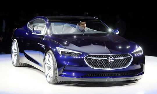 32 Great New Buick Concept 2019 Redesign Exterior with New Buick Concept 2019 Redesign