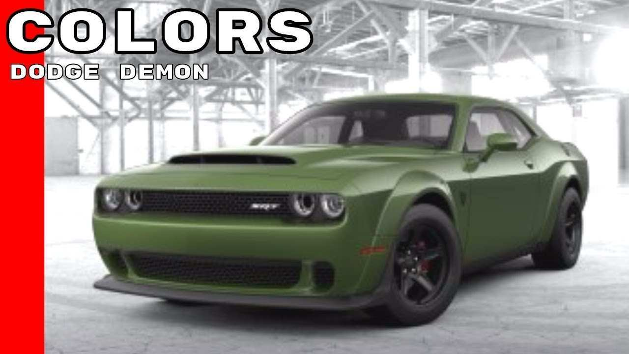 32 Great New Dodge 2019 Challenger Colors Spy Shoot Concept for New Dodge 2019 Challenger Colors Spy Shoot