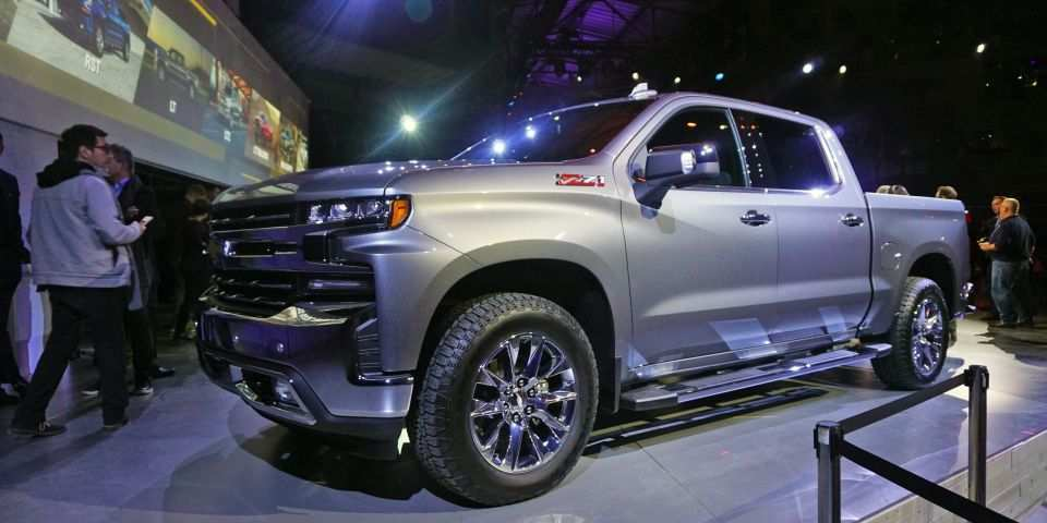 32 Great The Chevrolet Pickup 2019 Diesel Engine Photos by The Chevrolet Pickup 2019 Diesel Engine