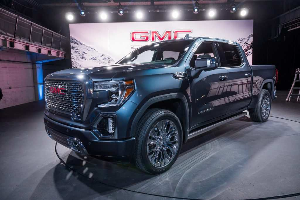 32 Great The Images Of 2019 Gmc Sierra Release Specs And Review Concept by The Images Of 2019 Gmc Sierra Release Specs And Review