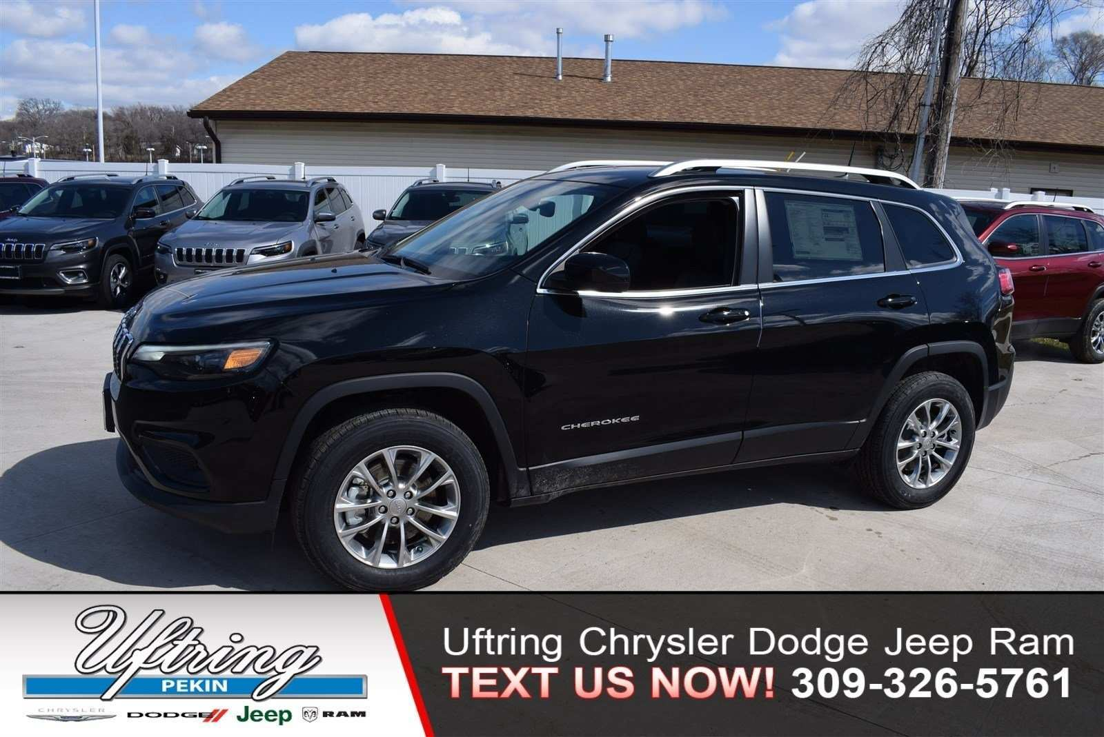 32 Great The Jeep Cherokee Latitude Plus 2019 Release Date Reviews for The Jeep Cherokee Latitude Plus 2019 Release Date