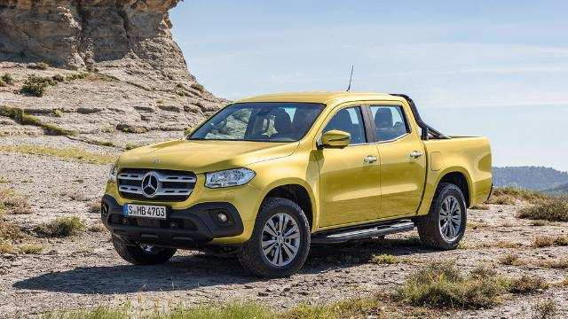 32 New 2019 Mercedes Benz X Class First Drive by 2019 Mercedes Benz X Class