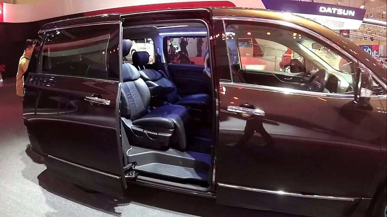 32 New Best Nissan Elgrand 2019 Concept Specs for Best Nissan Elgrand 2019 Concept