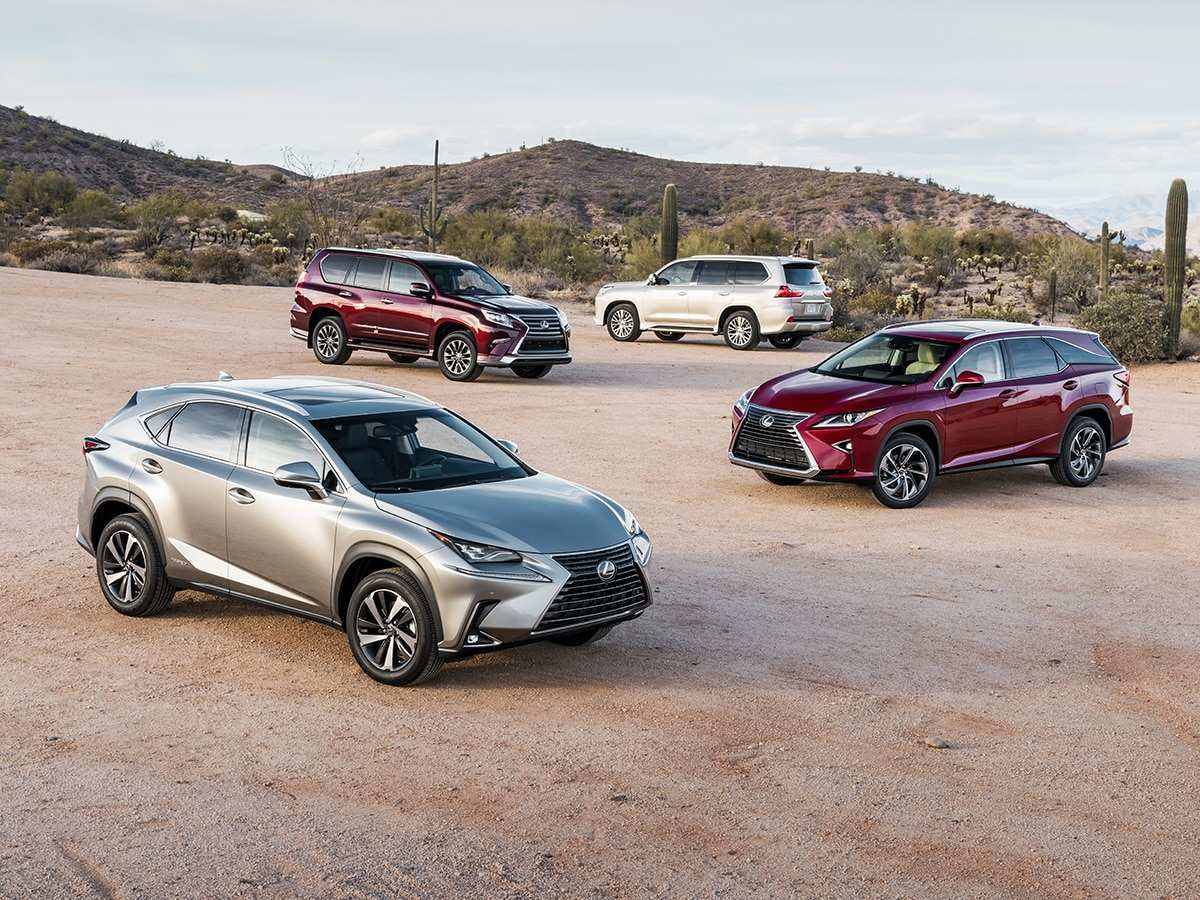 32 New Lexus 2019 Lineup New Review by Lexus 2019 Lineup