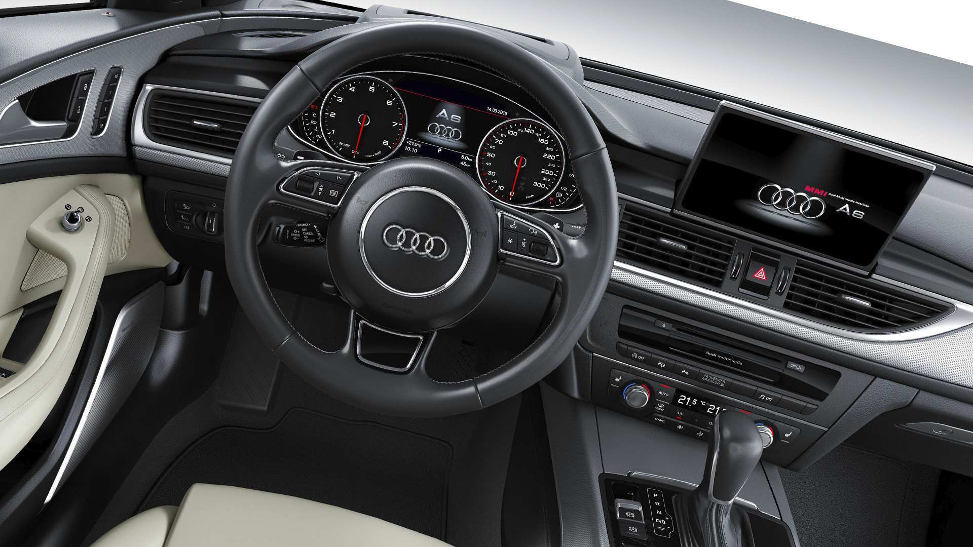 32 New Review Audi 2019 A6 New Interior Price with Review Audi 2019 A6 New Interior