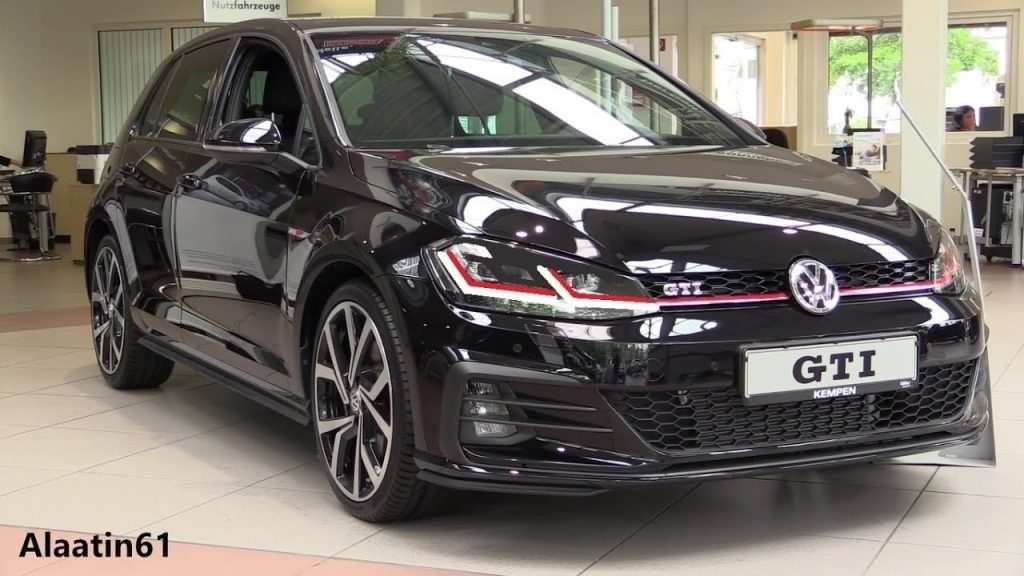 32 New Volkswagen 2019 Golf Gti Redesign Price And Review Exterior by Volkswagen 2019 Golf Gti Redesign Price And Review