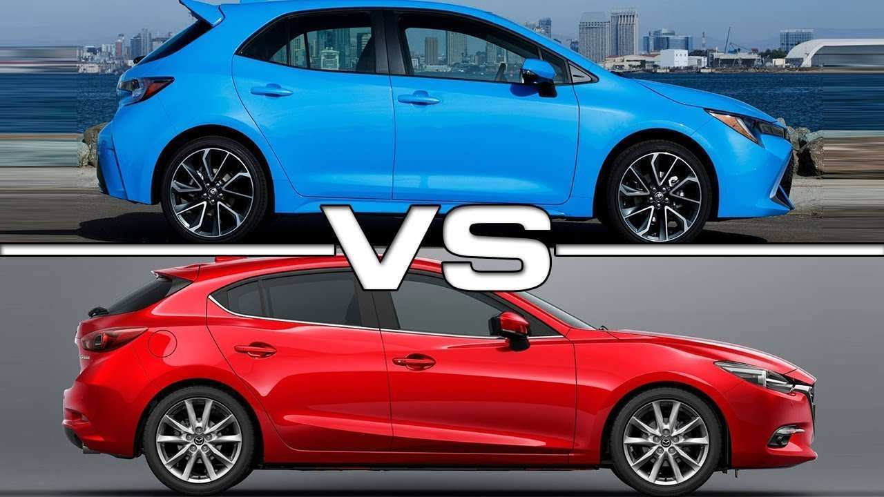 32 The New 2019 Corolla Hatchback Vs Mazda 3 Specs Release Date by New 2019 Corolla Hatchback Vs Mazda 3 Specs