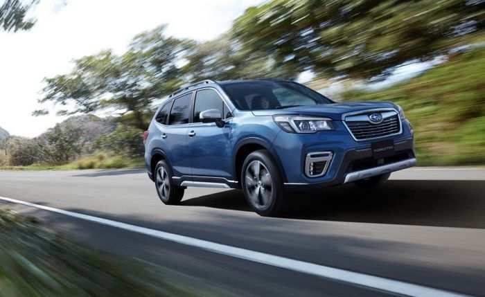 32 The Subaru Forester 2019 Hybrid Price with Subaru Forester 2019 Hybrid