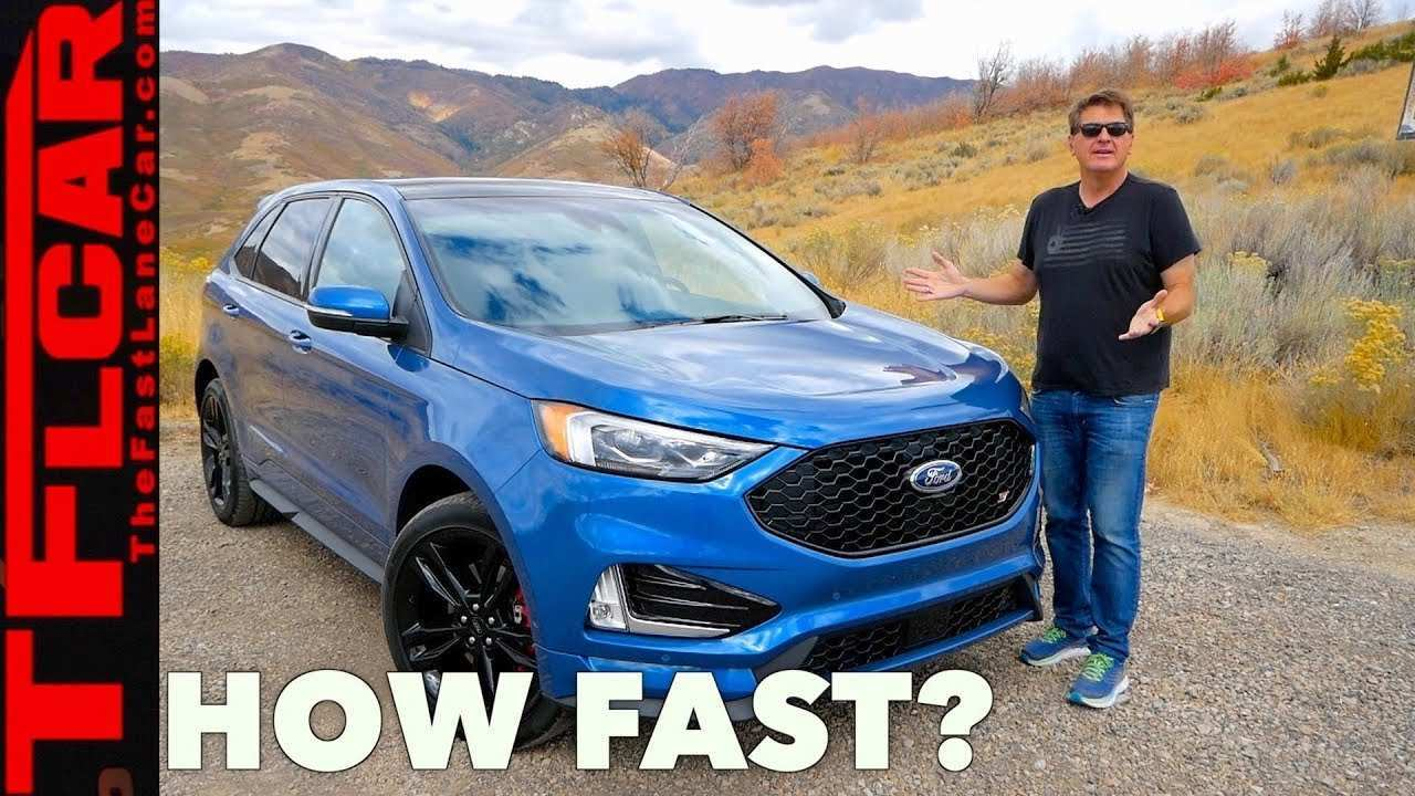 32 The The 2019 Ford Edge St Youtube Overview And Price Redesign by The 2019 Ford Edge St Youtube Overview And Price
