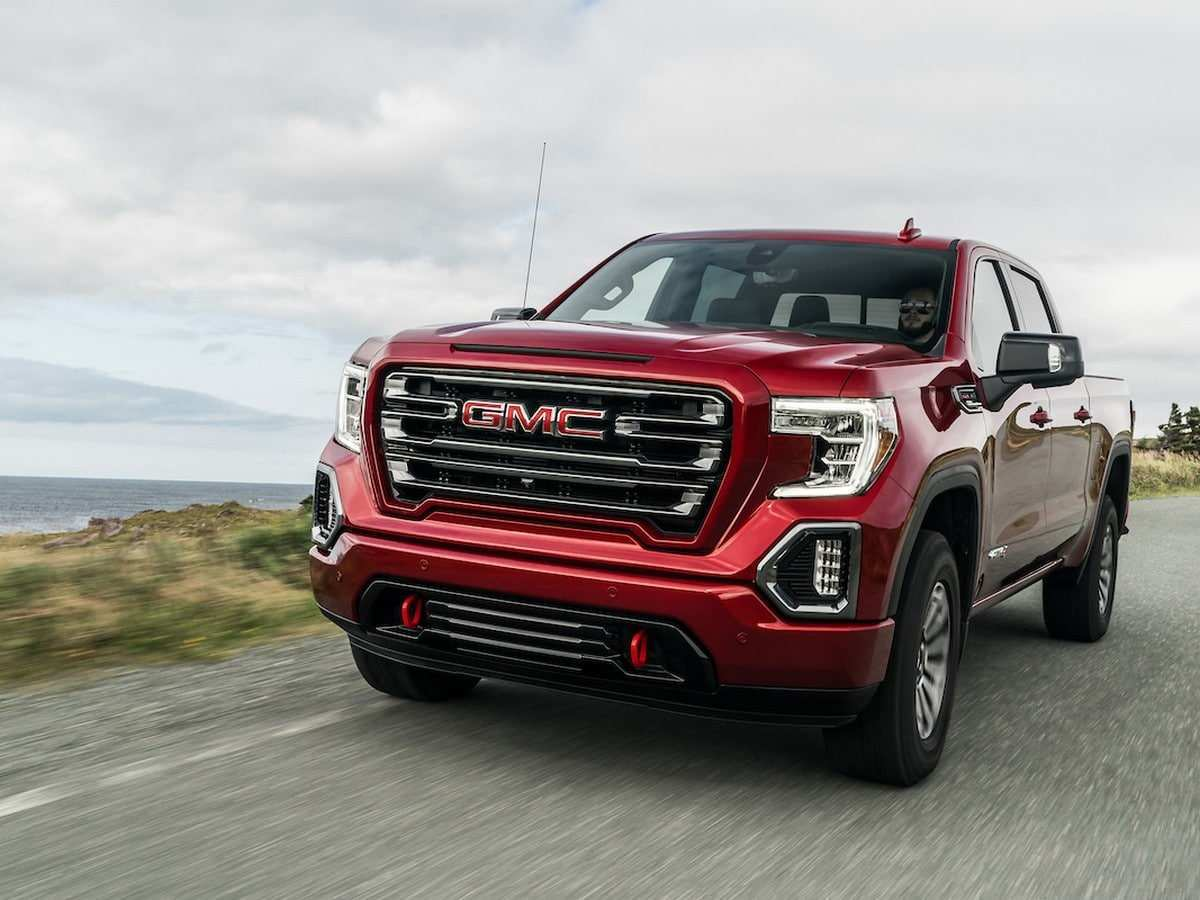 33 All New 2019 Gmc Sierra Mpg Specs New Review for 2019 Gmc Sierra Mpg Specs