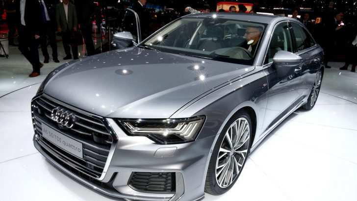 33 All New Audi A6 2019 Geneva Review New Concept for Audi A6 2019 Geneva Review