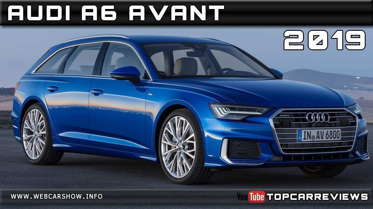 33 All New The Audi A6 2019 Launch Date Review Price with The Audi A6 2019 Launch Date Review