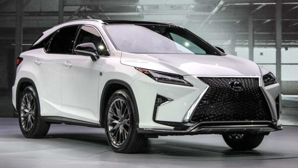 33 All New The Lexus Rx 2018 Vs 2019 Spesification Review with The Lexus Rx 2018 Vs 2019 Spesification