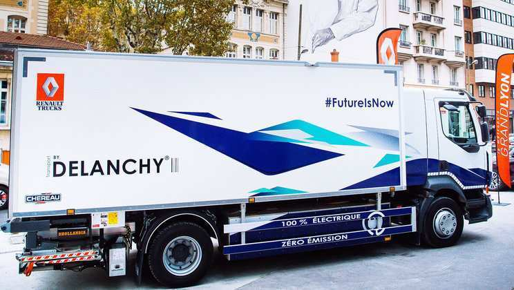 33 All New Volvo Electric Truck 2019 Reviews for Volvo Electric Truck 2019