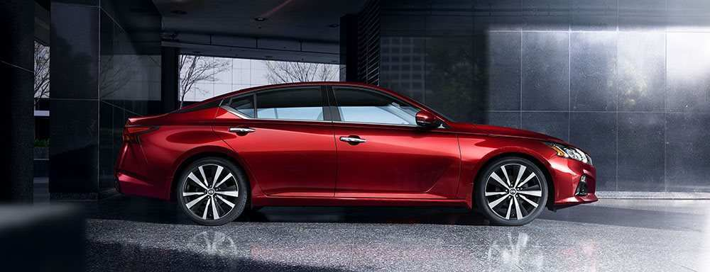 33 Best Review Nissan Altima 2019 Exterior and Interior with Nissan Altima 2019