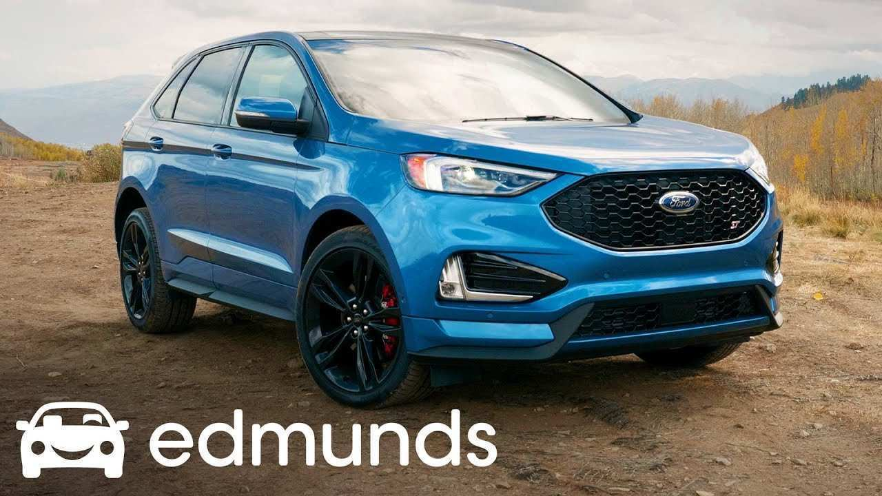 33 Best Review The 2019 Ford Edge St Youtube Overview And Price Overview with The 2019 Ford Edge St Youtube Overview And Price