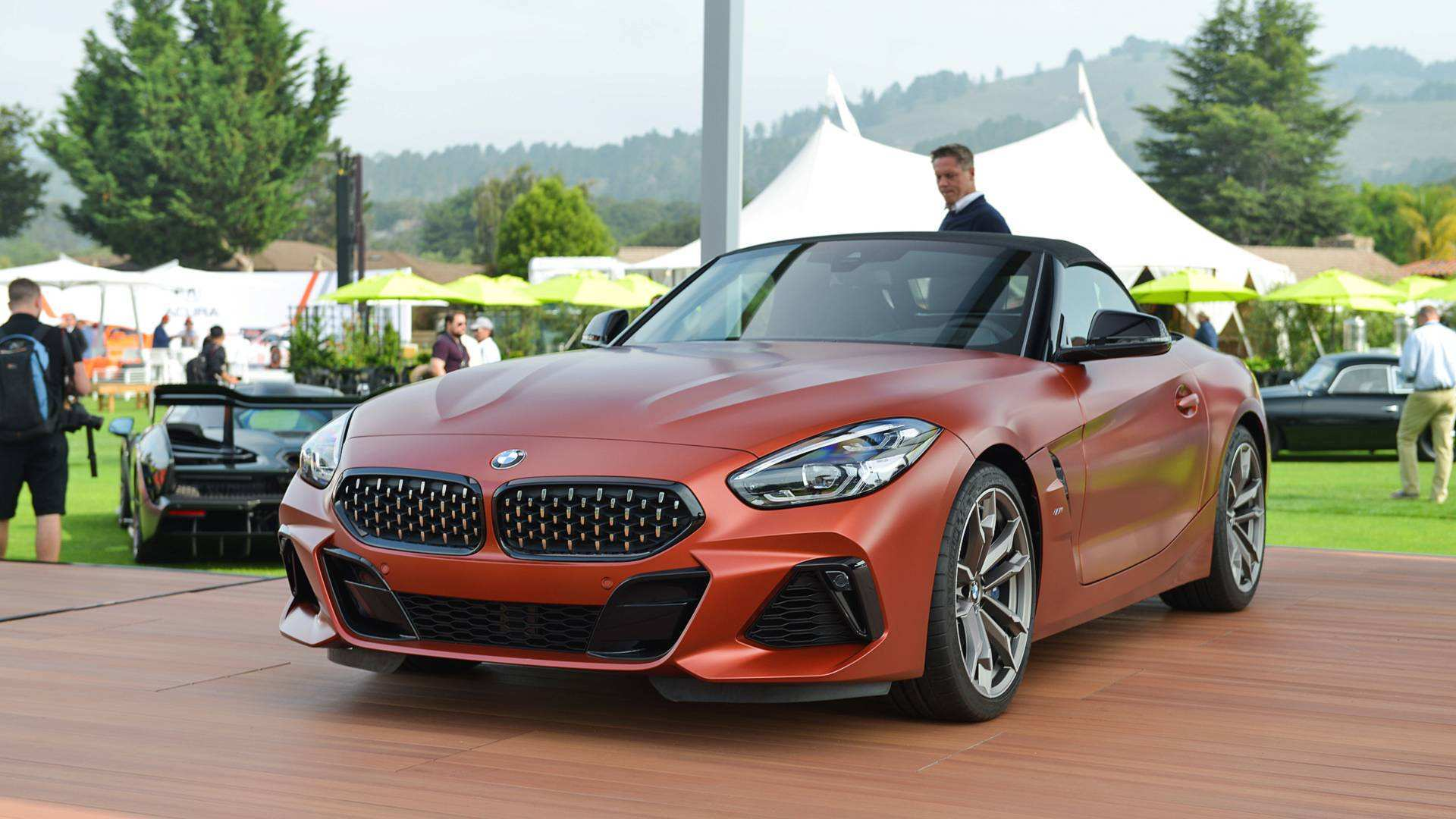 33 Best Review The Bmw 2019 Z4 Dimensions Specs And Review Redesign and Concept for The Bmw 2019 Z4 Dimensions Specs And Review